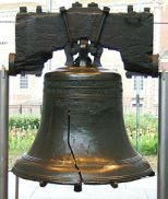 Liberty Bell (photo credit: wikipedia)